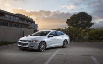 2016 Chevrolet Malibu recalled twice in one week for airbag issues (but now, Takata's to blame)