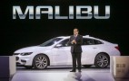 2016 Chevrolet Malibu: More Tech, More Space, Less Weight