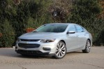 2016 Chevrolet Malibu video road test