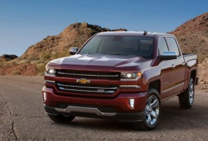 Chevy Silverado ads want to poke holes in Ford F-150s, but not their own future pickups