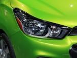 2016 Chevrolet Spark, 2015 New York Auto Show