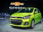 2016 Chevrolet Spark, 2015 New York Auto Show