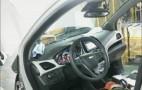 2016 Chevrolet Spark Gets More Upscale Interior: Korean Photo Leaked