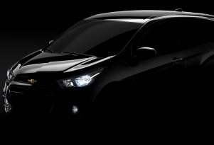 2016 Chevrolet Spark Teaser Photo Previews New York Auto Show Debut