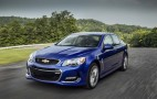 Chevrolet SS Gets Refresh For 2016, May Vanish After 2017