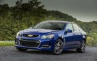 2017 Chevrolet SS to get supercharged V-8?