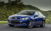 2016 Chevrolet SS Pictures