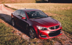 Chevrolet SS: the sport sedan that could, but never caught on