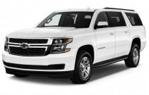 2016 Chevrolet Suburban 2WD 4-door 1500 LS Angular Front Exterior View