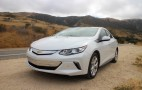 2016 Chevy Volt: Limited Markets Only, Nationwide Rollout In Spring For 2017 Volt