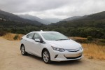 2016 Chevrolet Volt First Drive: