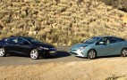 2016 Toyota Prius Vs 2016 Chevrolet Volt: Video Test