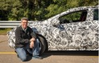 Hiding The 2016 Chevrolet Volt: GM Discusses Camouflage, Teases Updated Electric Car