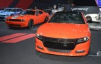 Dodge expands popular Go Mango color to all Chargers, Challengers