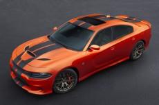 2016 Dodge Charger SRT Hellcat in Go Mango