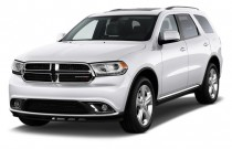 2016 Dodge Durango 2WD 4-door Limited Angular Front Exterior View