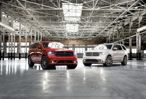 2016 Dodge Durango Brass Monkey and Anodized Platinum appearance packages