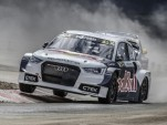 2016 EKS Audi S1 World Rallycross car