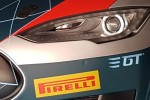 Tesla Model S race car revealed for Electric GT series