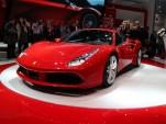 2016 Ferrari 488 GTB  -  Live Photos, 2015 Geneva Motor Show