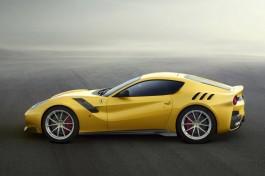 2016 Ferrari F12 tdf