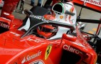 Ferrari first to test Halo cockpit protection in F1