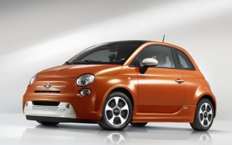 2013-2016 Fiat 500e recalled for software glitch