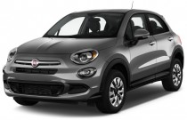 2016 FIAT 500X FWD 4-door Pop Angular Front Exterior View