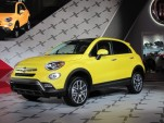 2016 Fiat 500X, introduced at 2014 Los Angeles Auto Show