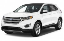 2016 Ford Edge 4-door SEL FWD Angular Front Exterior View