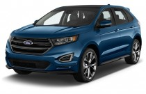 2016 Ford Edge 4-door Sport AWD Angular Front Exterior View