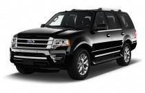2016 Ford Expedition 2WD 4-door Limited Angular Front Exterior View