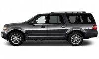 2016 Ford Expedition EL 2WD 4-door Limited Side Exterior View