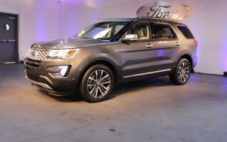 2016 Ford Explorer Video