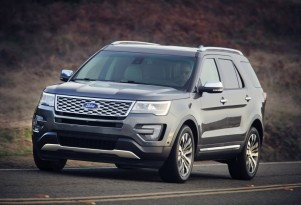 Jeep Grand Cherokee Vs. Ford Explorer: Compare Cars