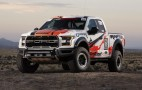 Virtually stock Ford F-150 Raptor to tackle 2016 Baja 1000