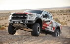 New Ford F-150 Raptor ready for Best in the Desert Racing