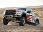 2016 Ford F-150 Raptor Best in the Desert race truck
