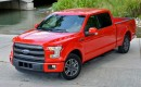 2016 Ford F-150, 2015-2016 Ford Transit Wagon Recalled For Airbag, Seatbelt Problems