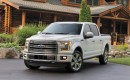 2016 Ford F-150 Limited Ups Technology, Luxury