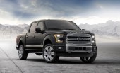 2016 Ford F-150 Pictures