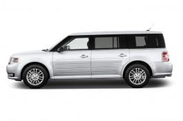 2016 Ford Flex 4-door SEL FWD Side Exterior View