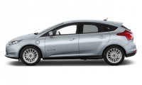 2016 Ford Focus Electric 5dr HB Side Exterior View