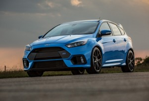 2016 Ford Focus RS by Hennessey Performance