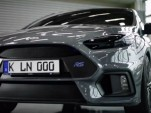 2016 Ford Focus RS development video