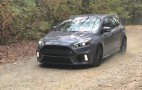 2016 Ford Focus RS video road test