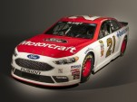2016 Ford Fusion NASCAR Sprint Cup race car