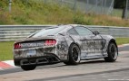 2016 Ford Mustang GT350 (SVT) Spy Video