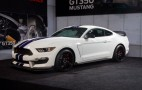 First 2016 Ford Mustang Shelby GT350R Fetches $1 Million In Record Barrett-Jackson Auction