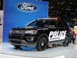 2016 Ford Police Interceptor Utility  -  2015 Chicago Auto Show live photos